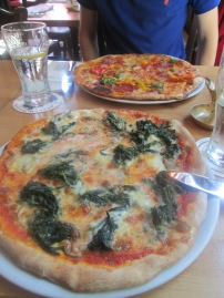 Pizza in Koln