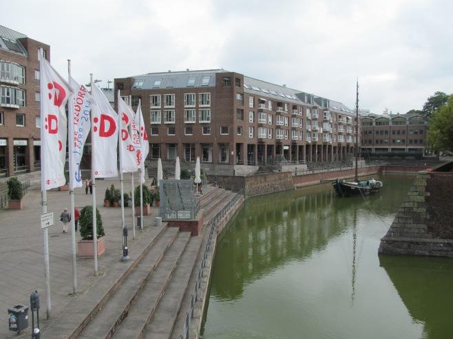 Dusseldorf Old Habour