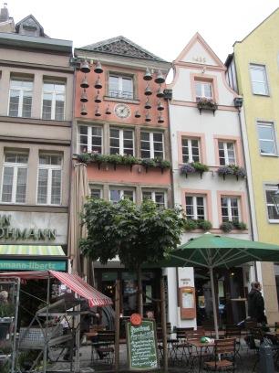 Glockenspiel Haus
