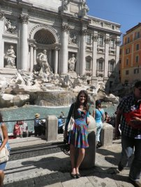 Trevi Fountain 2011