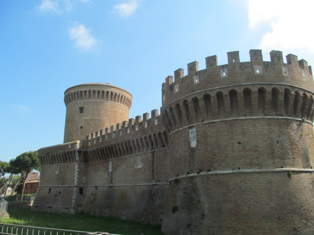 castleostiaantica