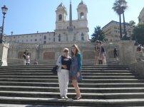 Spanish Steps 2011