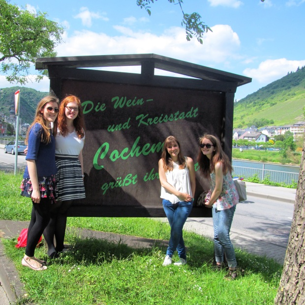 Welcome to Cochem