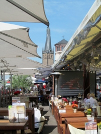 Kasematten Dusseldorf 2