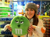 M&M World, Times Sqaure