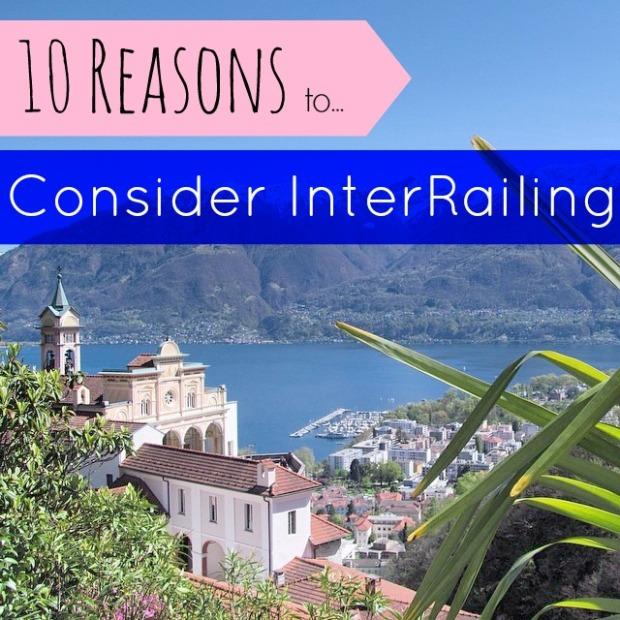 Interrailing