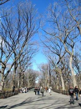 Literary Walk, Central Park