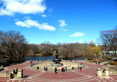 Bethesda Terrace and Fountain, Central Park